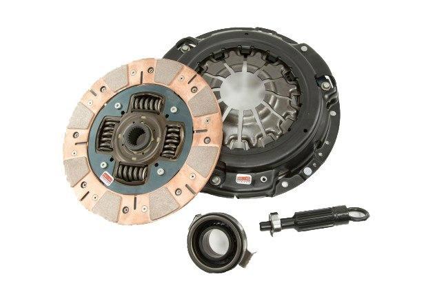 Sprzęgła CC Subaru WRX 240MM Organiczne (Zestaw zawiera koło zamachowe) - GRUBYGARAGE - Sklep Tuningowy